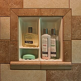 Recessed Soap Dish Saves Space for Small Bathrooms - Modern ...