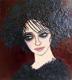 Zerrin Tekindor'un fantastik kadınları  http://www.sanatblog.com/zerrin-tekindorun-fantastik-kadinlari/#