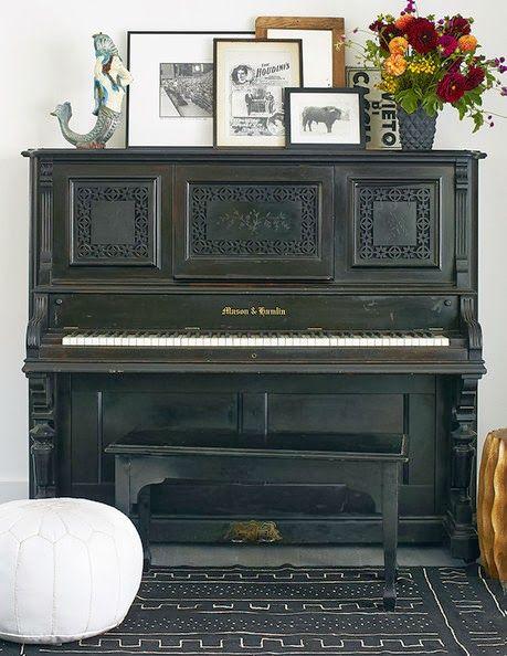 A Saltbox | satori-style.com piano