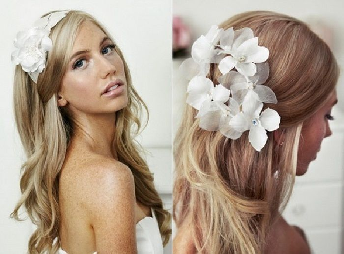 Best Wedding Hairstyles for Long Hair 2013