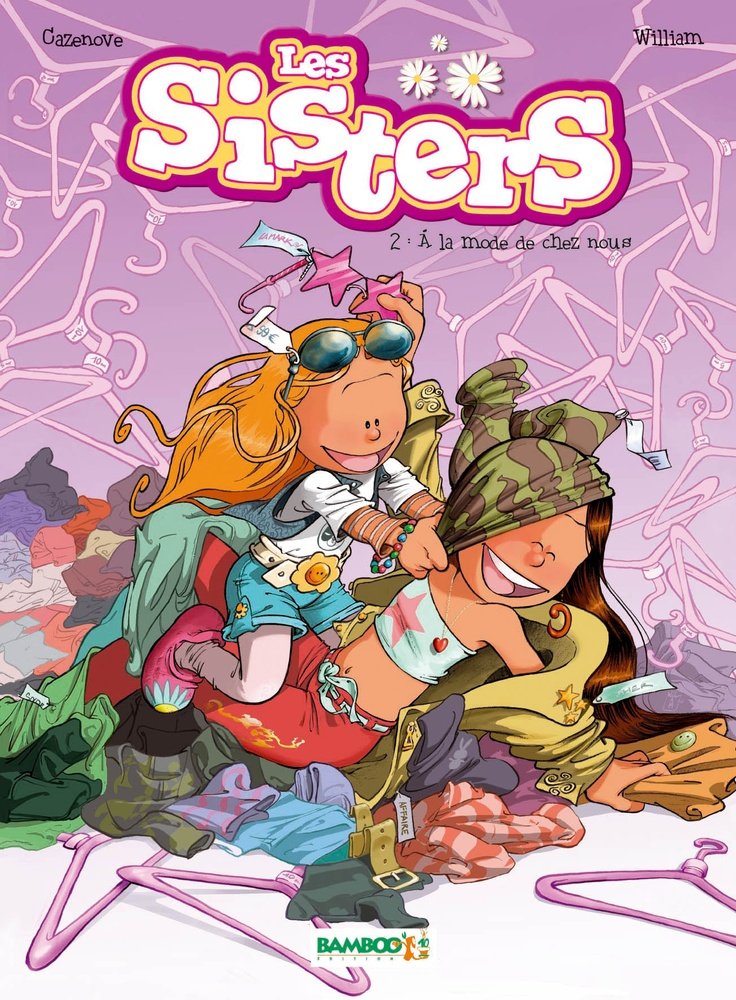 Les Sisters tome 2 : A la mode de chez nous