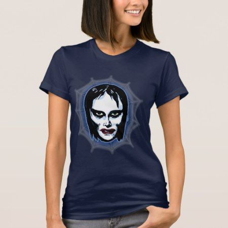 Vampire Girl (horror) T-Shirt - tap to personalize and get yours