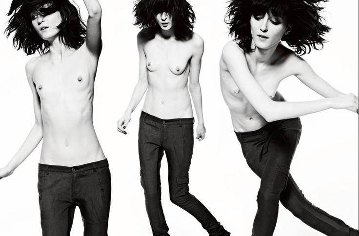 Jan Welter / Photographer . Topless Brunette