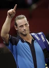 David Nalbandian - Tennis Player