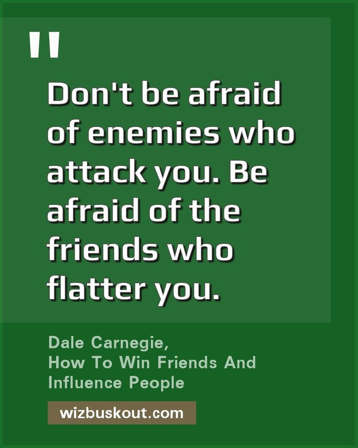 How to win friends and influence people summary quote in