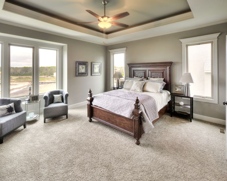 Model homes in johnson county ks