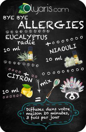 Poils de chat, pollen … décidément, votre nez est tout rouge et vous ne vous exprimez qu'en éternuements. L'huile essentielle d'eucalyptus radié d'Olyaris saura soulager vos allergies.