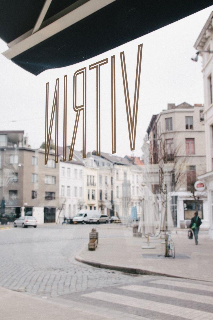 Vitrin, Antwerp.