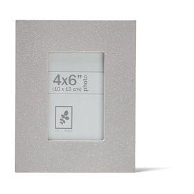 Verona Frame - Concrete, 4in. x 6in. (10cm x 15cm)