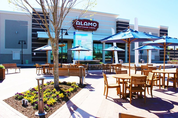 The Alamo Drafthouse Cinema at One Loudoun