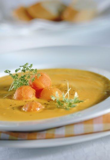 Paprika-Suppe: http://www.gofeminin.de/kochen-backen/rezepte-ohne-kohlenhydrate-d41042.html