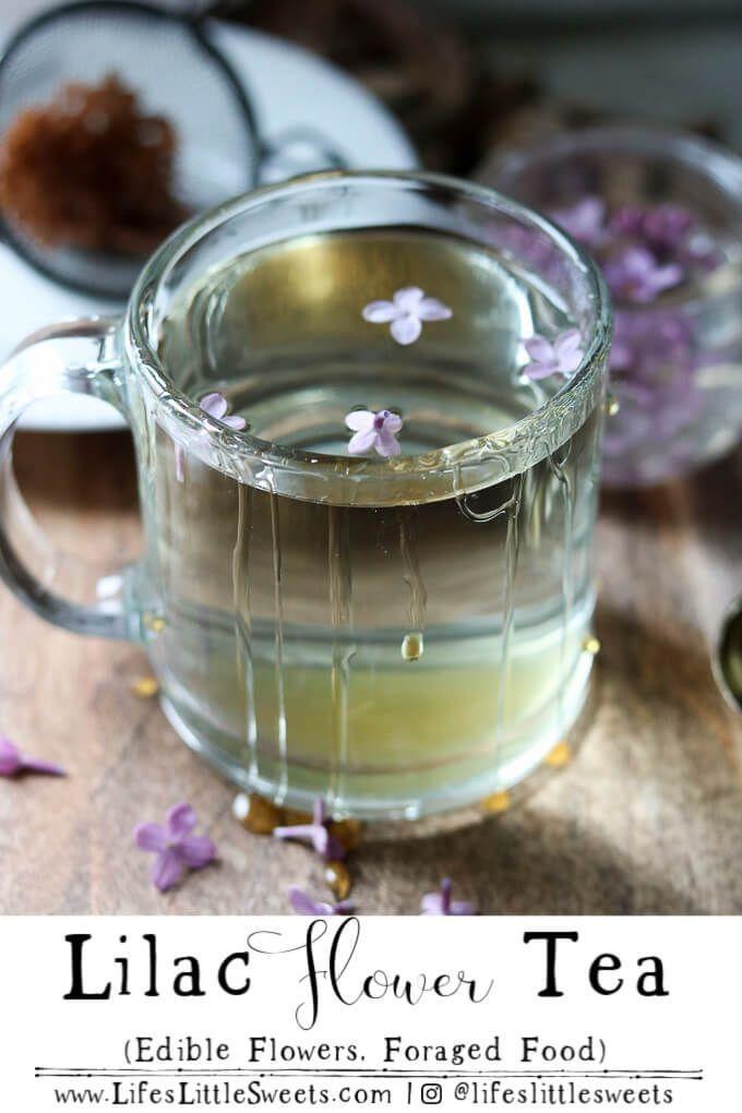 Lilac Flower Tea Hot Tea White Tea Edible Flowers Recipe In 2020 Flower Tea Edible Flowers Lilac Flowers