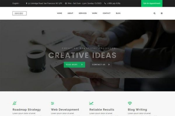 Are Website Templates Worth It Website Template Business Website Templates Portfolio Website Template