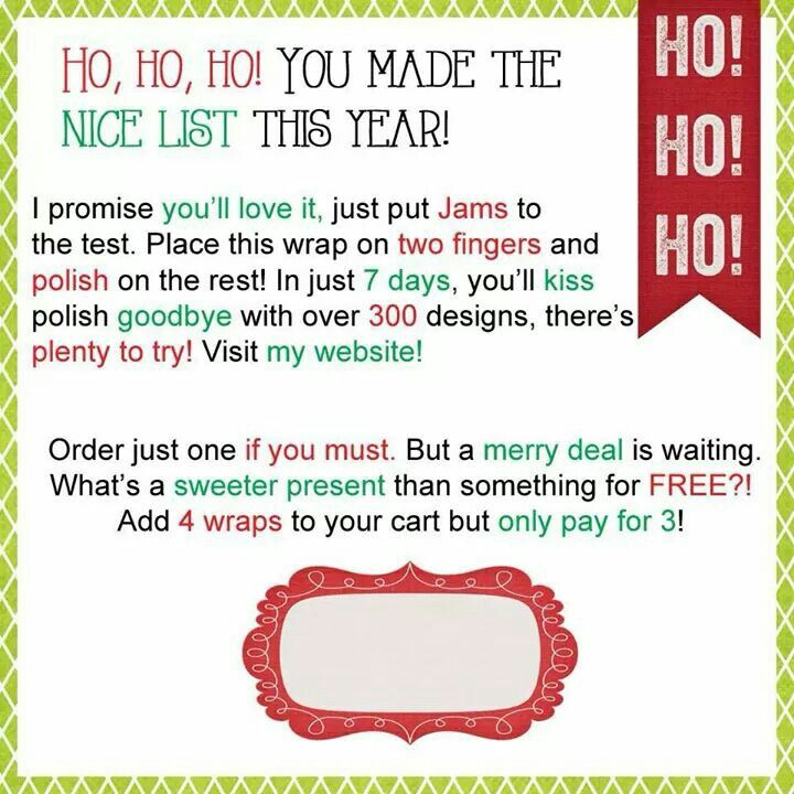 Best 25 Jamberry Christmas ideas – Christmas Cards Sample