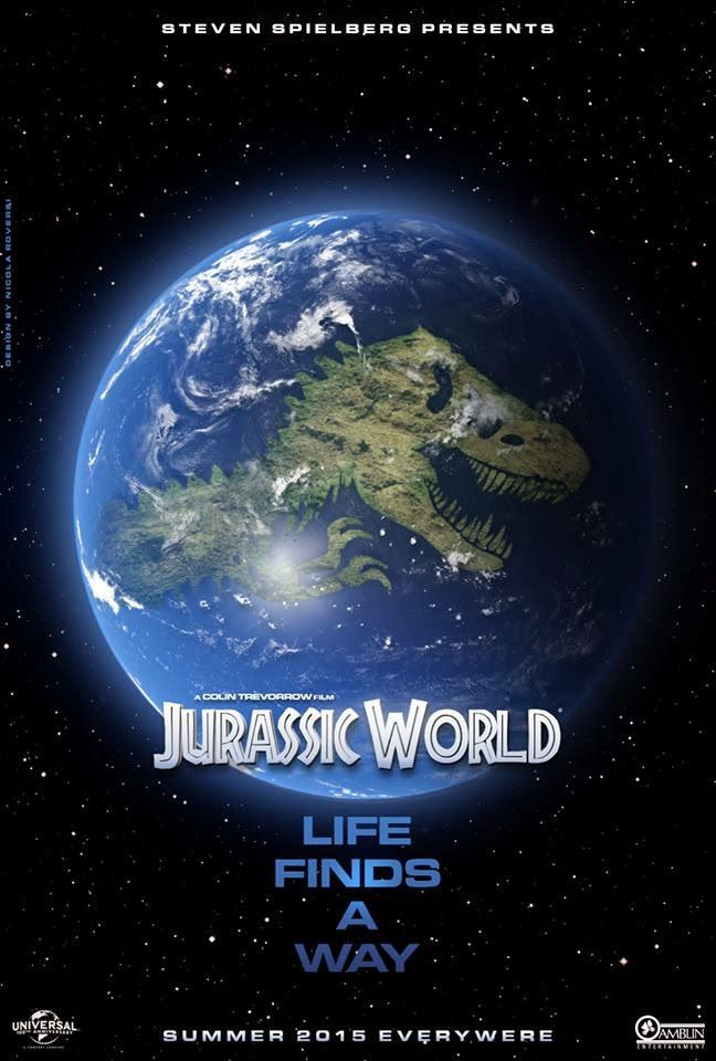 """Jurassic World"""" — A Film Review (Spoiler-Free!) 