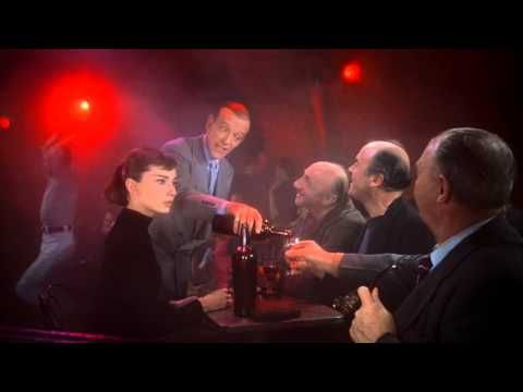 Funny Face - Full Scene - Bohemian Dance -- my favorite Audrey film and it happened to be hers too!