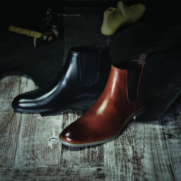 Step out in style with the new Bata 'Ascot' slip on ankle boot in tan or black leather. Shop: https://web.facebook.com/ShoeConnection.co.nz/photos/a.300944293254692.94272.117875981561525/1860541110628328/?type=3&theater