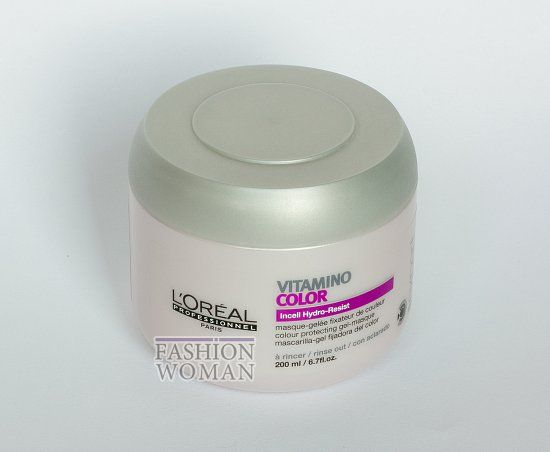 L'Oreal Professionnel Vitamino Color Mask: Review