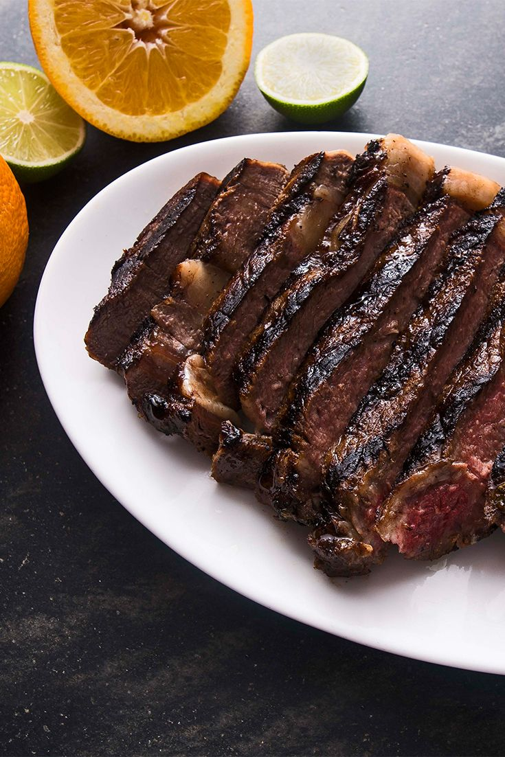 Look no further: This is the best marinaded steak for Summer (and it has tequila in it). FOR JOHN