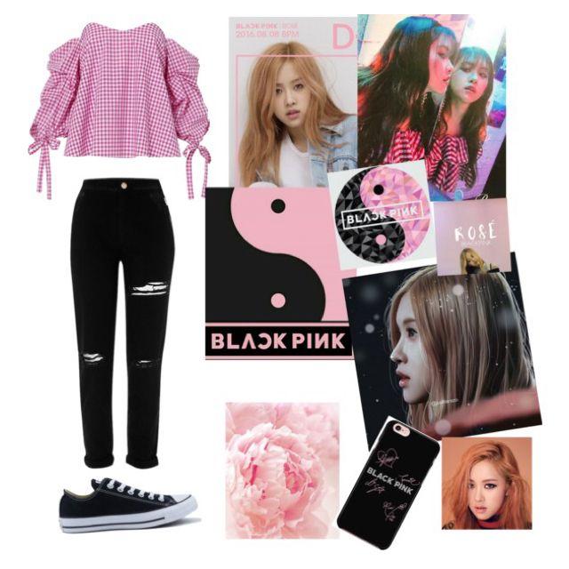 Inspired Blackpink Rosé #blackpink#badgirl#asifitsyourlast