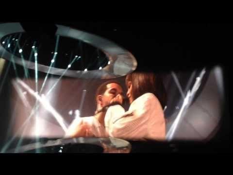 "Drake x Rihanna ""Take Care"" live Paris Bercy concert Skyrock"
