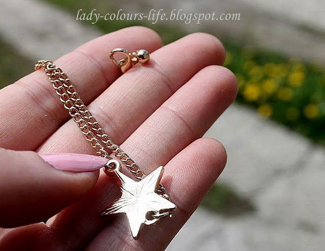 Lady Colours Life: Romantyczna gwiazda od Born Pretty Store