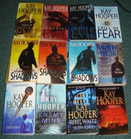 Kay Hooper is one of my favorite Authors