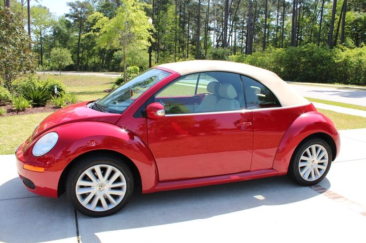 My New Ride I Wish Slug Bug Beetle Bug Love Bug