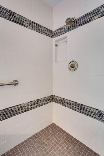 Best Bathroom Tilework Images On Pinterest Bathroom Cabinets - Bathroom remodeling woodbridge va