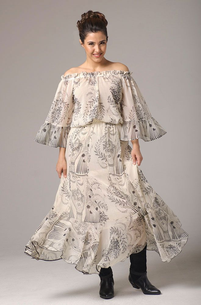 Western Dresses For Wedding Party