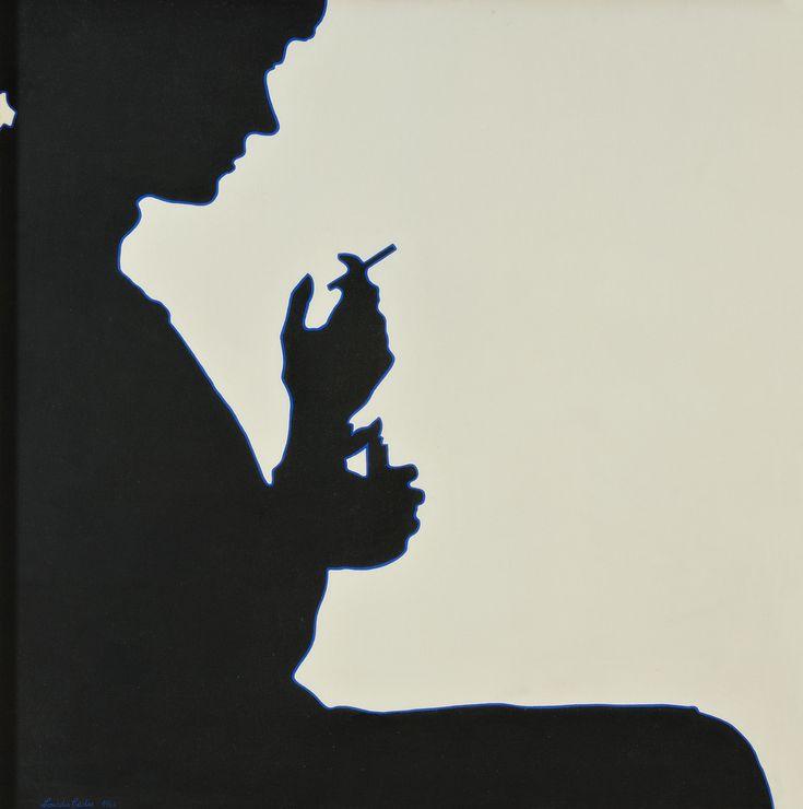 Lourdes Castro - Sombra Projectada de Claudine Bury