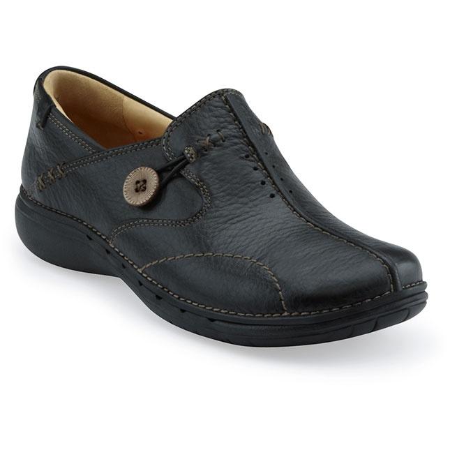 Womens Clarks Unstructured Women's Un Loop Slip On Shoe Sale Outlet Size 36