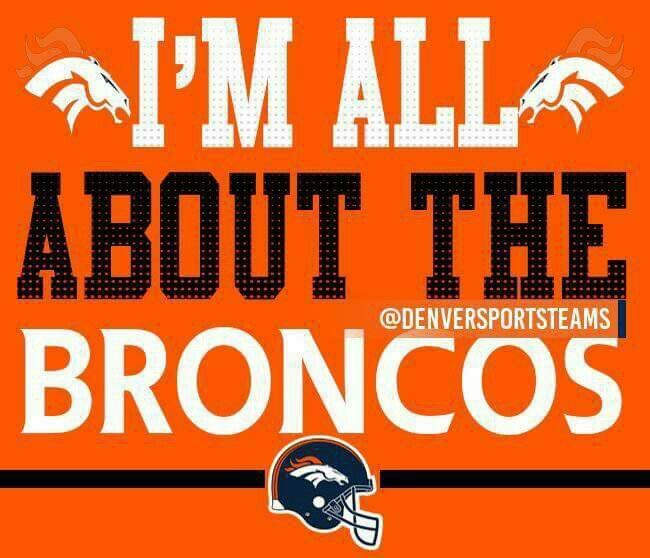All about the Broncos