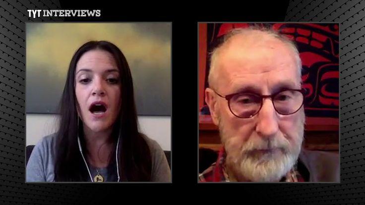 Fracking Vs. New York - James Cromwell Interview