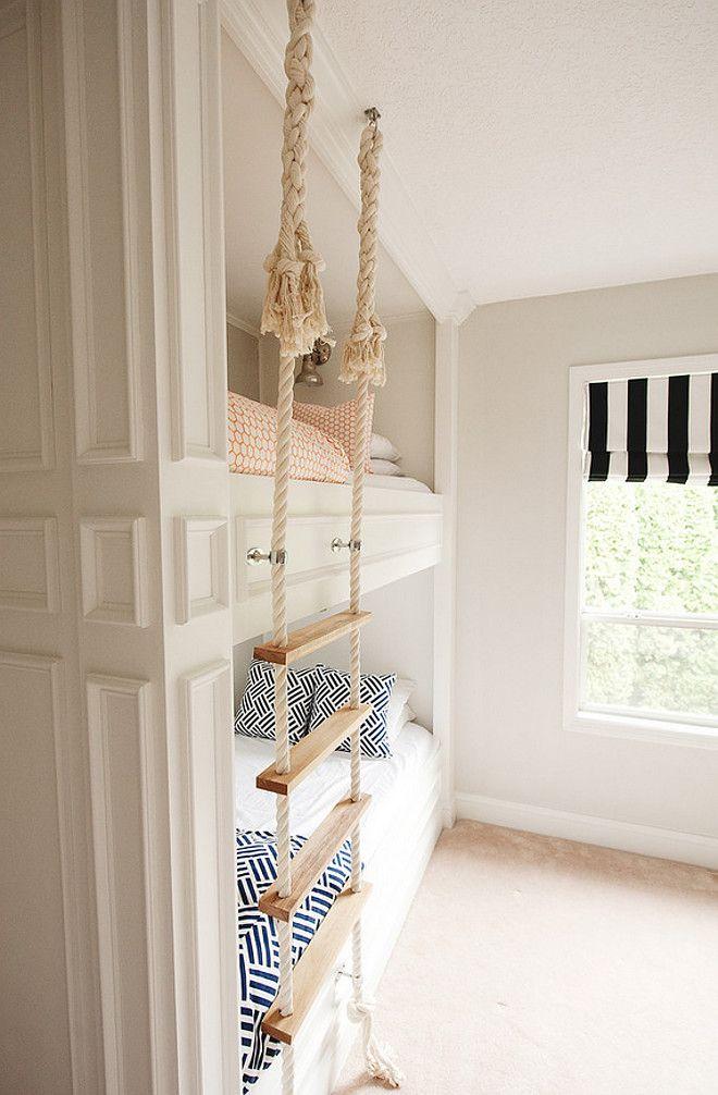 Rope ladder Bunk bed rope ladder Bunk