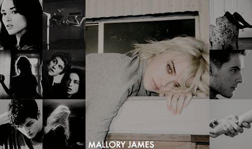 #wattpad #fanfiction ❝Kim jest Mallory James? Te kilka słów ozdobiło od wewnątrz zaparowaną szybę. Palcem wskazującym kreśliłam z precyzją każdą literę, jakby licząc na to, że w zamian uzyskam szybką i dokładną odpowiedź. Niczym wariatka przyglądałam się martwemu punktowi, którym był znak zapytania.  Mallory. Mallory...