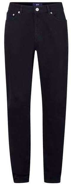 WOOD WOOD Blue Straight Leg Jeans