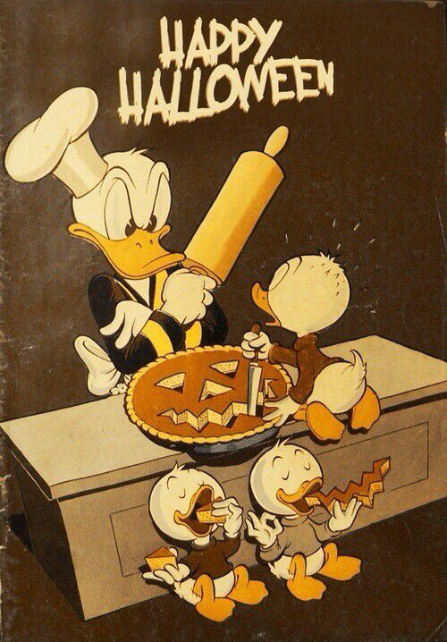 happy halloween disney mickey mouse vintage - Buscar con Google