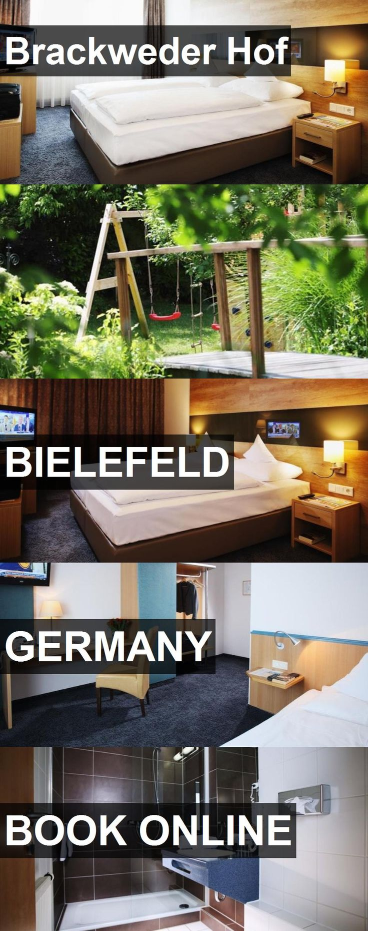 Hotel Brackweder Hof in Bielefeld, Germany. For more information, photos, reviews and best prices please follow the link. #Germany #Bielefeld #travel #vacation #hotel