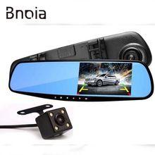 Full HD 1080 P Автомобильный Видеорегистратор Камеры Авто 4.3 Дюймов Заднего Вида зеркало Цифровой Видео Рекордер с Двумя Объективами Тире Cam Видеокамера Ночь видение //Цена: $US $44.02 & Бесплатная доставка //  #gadgets #ноутбуки