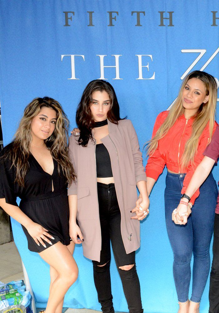 Omg ally and Lauren and Dinah ❤❤❤