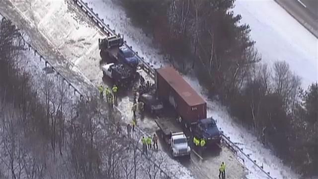 12 Injured in 35-Car Pileup on I-93 in New Hampshire #local #news, #new #england #news, #breaking #news, #boston, #vermont, #connecticut, #new #hampshire, #nh, #massachusetts, #ri, #rhode #island, #maine http://papua-new-guinea.nef2.com/12-injured-in-35-car-pileup-on-i-93-in-new-hampshire-local-news-new-england-news-breaking-news-boston-vermont-connecticut-new-hampshire-nh-massachusetts-ri-rhode-island-ma/  # 12 Injured in 35-Car Pileup on I-93 in New Hampshire A 35-car pileup on Interstate…