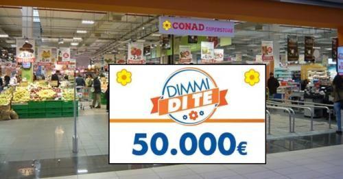 BuoniSconto: #Conad #Dimmi di #Te: vinci 50.000 euro e 10.000 buoni spesa (link: http://ift.tt/2cs1XRh )