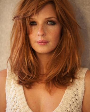 Kelly Reilly. She is a natural beauty as well. <3