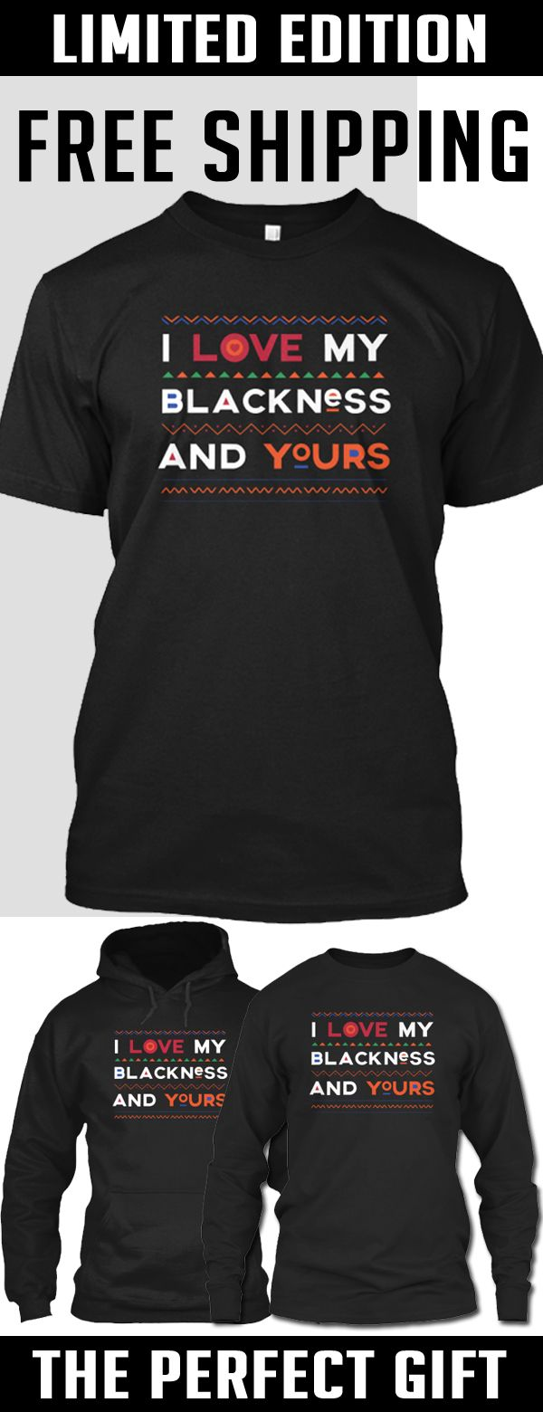 Show your Pride for Black History Month with this Limited Edition Shirt