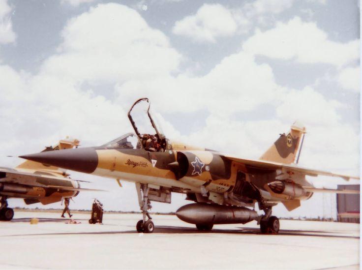 SAAF Mirage F1CZ
