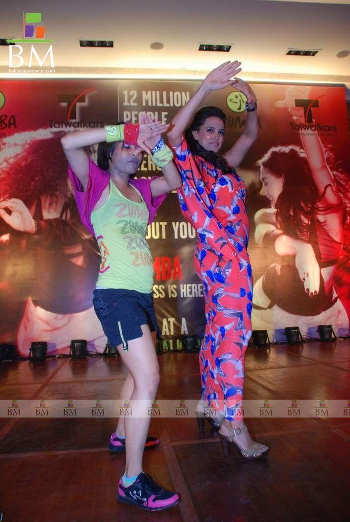 Neha Dhupia   Neha Dhupia Launch Zumba Fitness Photo #636