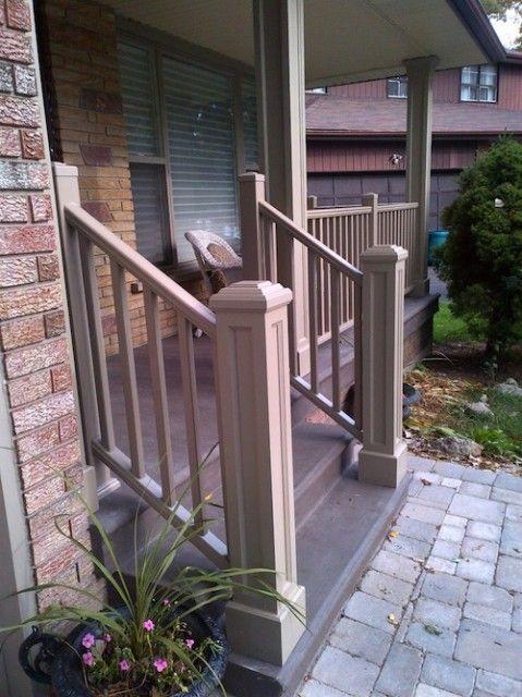Polyurethane balustrades are a great option that works for Polyurethane columns