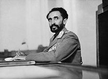 Rastafari movement - Ethiopian Emperor Haile Selassie I of Ethiopia, considered by Rastas to be Christ.