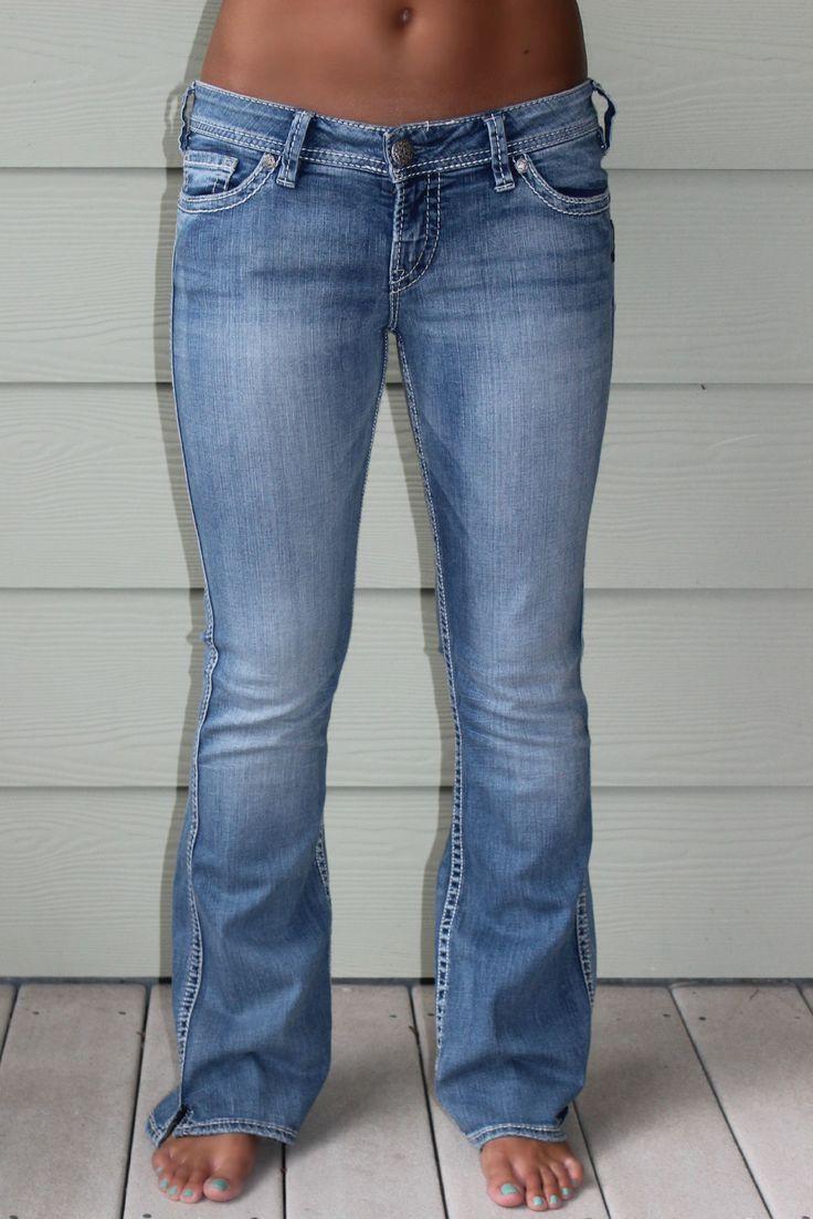 17 Best ideas about Silver Jeans on Pinterest | Silver plus size ...